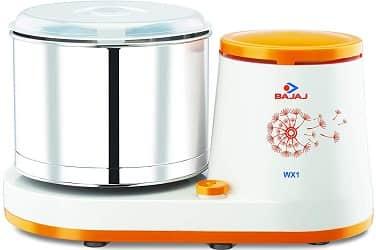 Bajaj WX1 150-Watt Table Top Wet Grinder