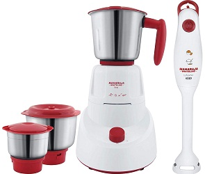 MG Livo MX-151 Mixer Grinder + Hand Blender