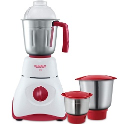 Maharaja Whiteline Joy Happiness 550-Watt Mixer Grinder