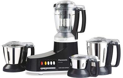 Panasonic AC MX-AC400 550-Watt Super Mixer Grinder