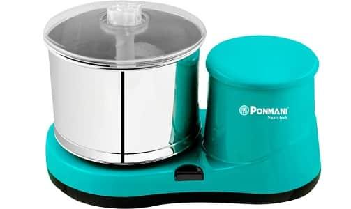 Ponmani Nano-Tech Wet Grinder