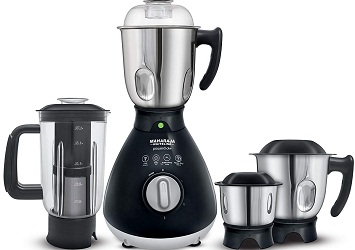Power click + MX-204 750-Watt Mixer Grinder