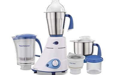 Preethi Blue leaf Diamond mixer grinder