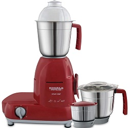 Smart Chef Red Treasure 750-Watt Mixer Grinder
